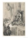 Nero Claudius Caesar Drusus Germanicus Giclee Print by Victor Jean Adam