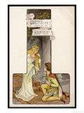 Tannhauser Premium Giclee Print by H. Frundt