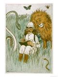 Rudyard Kipling Giclee Print by  Barrere