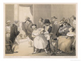 Amateur Theatricals Giclee Print by Captain G.f. Atkinson