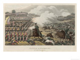 But on the British Heart were Lost the Terrors of the Charging Host Giclee Print by M. Dubourg