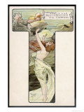 The Ring, Das Rheingold Giclee Print by H. Frundt