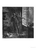 Gilles De Rais Giclee Print by Emile Bayard