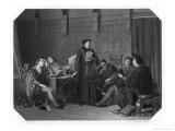 Desiderius Erasmus Dutch Humanist Giclee Print by C.l. Can Kesteren