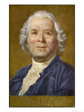 Christoph Willibald Gluck German Composer Giclee Print by Eichhorn