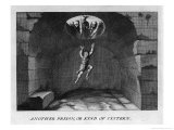 The Punishment of the Jail, Another Prison That is a Kind of Cistern Giclee Print by Dom Augustin Calmet