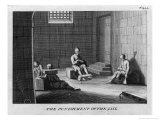 The Punishment of the Jail Giclee Print by Dom Augustin Calmet