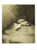 The War of the Worlds, a Martian Claims a Victim Giclee Print by Henrique Alvim Corrêa