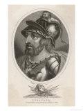 Lysander Spartan General Giclee Print by J. Chapman