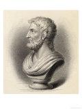 Cornelius Tacitus Roman Orator Politician and Historian Giclee Print by  Freeman