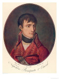 Napoleon I as First Consul 1803 Giclee Print by P.m. Alix
