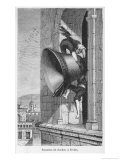 The Bell Ringers of Seville, a Rather Unusual Method Giclee Print by Eugene Ronjat