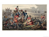 Alas! What Links of Love That Morn Has Wars Rude Hand Asunder Torn! Giclee Print by M. Dubourg