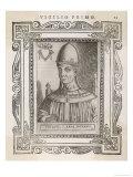 Pope Vigilius Giclee Print by  Cavallieri
