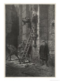Protestants Destroy Images of Mary and the Christ-Child Giclee Print by Alphonse De Neuville