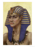 Akhenaton, Also Known as Amenhotep IV or Amenophis IV Giclee Print by Winifred Brunton