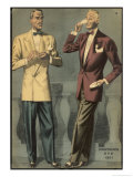 French Male Style for Spring- Summer 1951 Giclee Print by Jean Choiselat