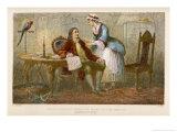 Crusoe Longs to Revisit the Island Giclee Print by Anelay Anelay & Huttula