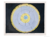 The Planetary System Giclee Print by Charles F. Bunt