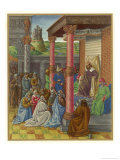 Kurash II Giclee Print by Jean Fouquet
