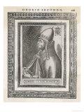 Pope Honorius II Giclee Print by  Cavallieri