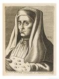 Angiolotto Giotto Italian Artist Giclee Print by Nicolas de Larmessin