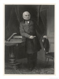 John Quincy Adams U.S. President 1825-1829 Giclee Print by Alonzo Chappel