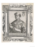 Pope Formosus Giclee Print by  Cavallieri