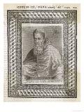 Pope Julius III Giclee Print by  Cavallieri