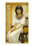 Queen Ankhesenamun Queen of Tutankhamun Giclee Print by Winifred Brunton
