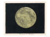 The Moon at the Full Giclee Print by Charles F. Bunt