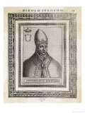 Pope Nicholaus II Giclee Print by  Cavallieri