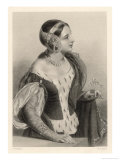 Isabella of France Queen of Edward II Daughter of Philippe IV of France Giclee Print by Henry Austin