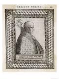 Pope Sergius III Giclee Print by  Cavallieri
