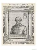 Pope Benedictus VI Giclee Print by  Cavallieri