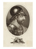 Epaminondas, Greek (Theban) Soldier and Statesman Involved in Conquest of Sparta Giclee Print by J. Chapman