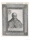 Pope Benedictus III Giclee Print by  Cavallieri