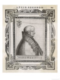 Pope Lucius II Giclee Print by  Cavallieri