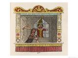 Punch in Prison Giclee Print by George Cruikshank