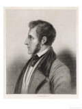 Alessandro Manzoni Italian Novelist and Poet Giclee Print by S. Freeman