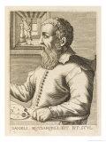 Daniele Ricciarelli Da Volterra Italian Painter and Sculptor Giclee Print by Nicolas de Larmessin