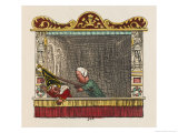 The Doctor Physiks Punch Giclee Print by George Cruikshank