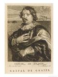 Gaspard De Crayer Flemish Painter Giclee Print by Esme De Boulonois