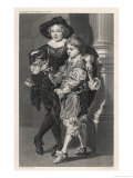 Rubens' Sons circa 1620 Giclee Print by W. French