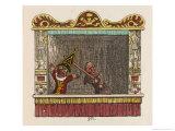 Punch Pities the Poor Blind Giclee Print by George Cruikshank