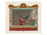 Punch Physiks the Doctor Giclee Print by George Cruikshank