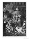 El Cid at Valencia Giclee Print by Alphonse De Neuville