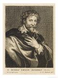 Pieter Paul Rubens Giclee Print by Esme De Boulonois