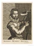 Arnold Mytens Flemish Painter Giclee Print by Esme De Boulonois