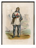 Godefroi De Bouillon Duc De Lorraine Crusader Chosen King of Jerusalem Giclee Print by Boilly